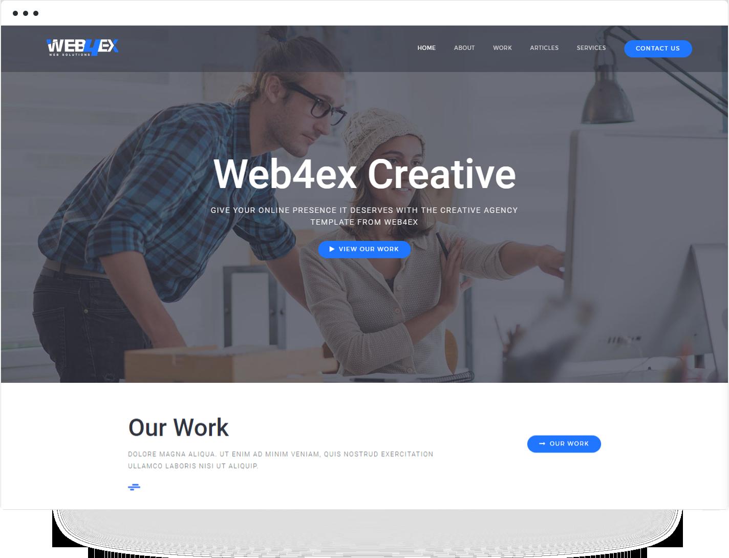 Budget Webdesign